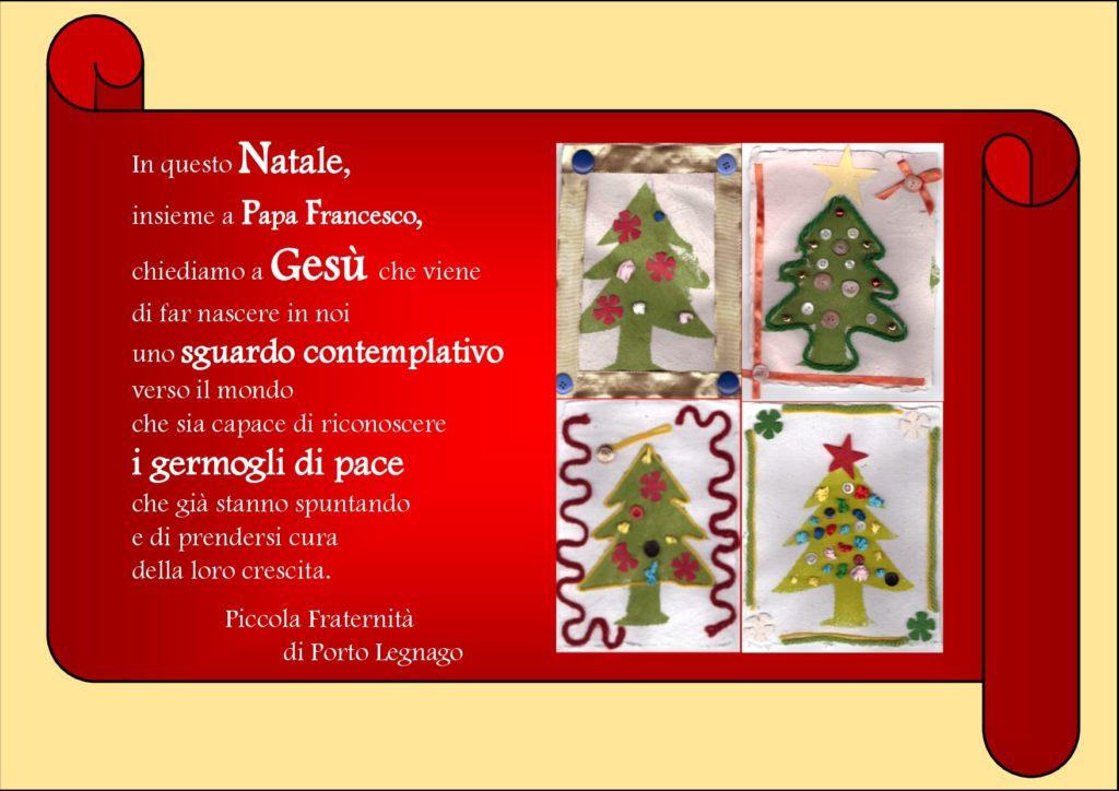 Buon Santo Natale.Buon Natale 2017 Piccola Fraternita Porto Di Legnago Onlus